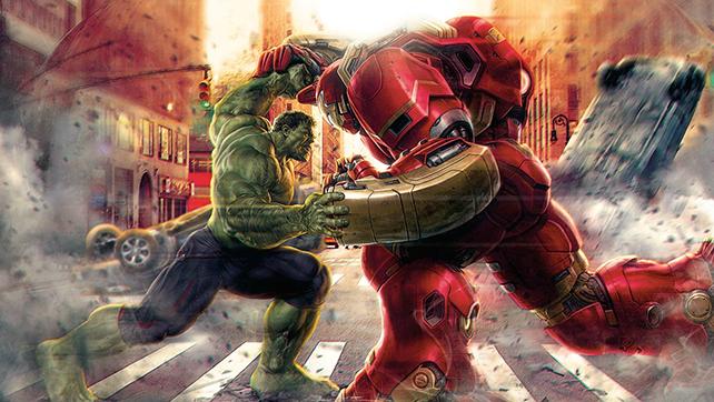 [QRT] Episode 27: Doppelgängers and Avengers Spoiler Talk